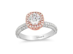Disney Princess inspired Zales engagement ring