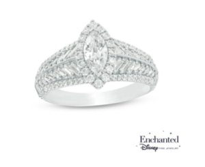 Disney engagement ring