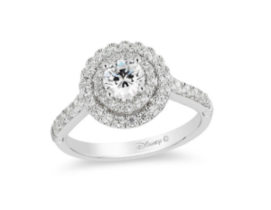 Disney princess inspired Zales engagement ring