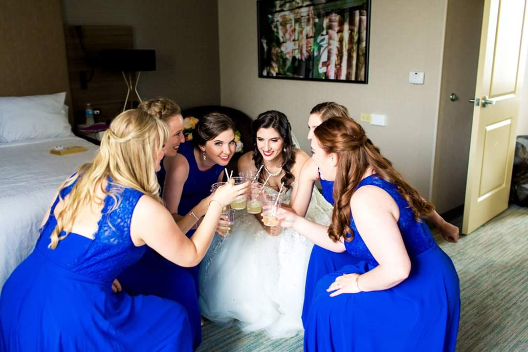 how to select your bridal party bridesmaids