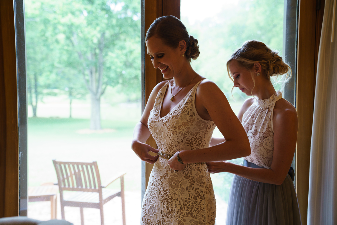 how to select your bridal party maid of honor